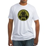 Riverton Police Fitted T-Shirt