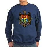 Moldova Coat of Arms Sweater
