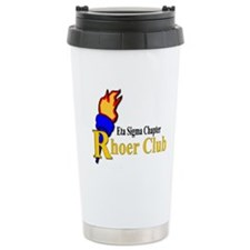 Rhoer Club Ceramic Travel Mug