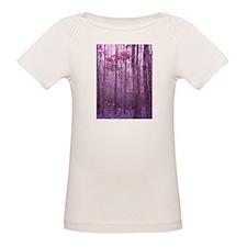 Violet Winter Woods Tee