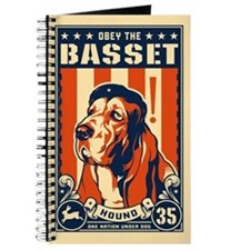 Obey the Basset Hound! USA freedom Journal