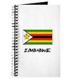 Zimbabwe Flag Journal