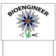Bioengineer Illusion Yard Sign