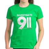 Cool 9 11 was an inside job Tee