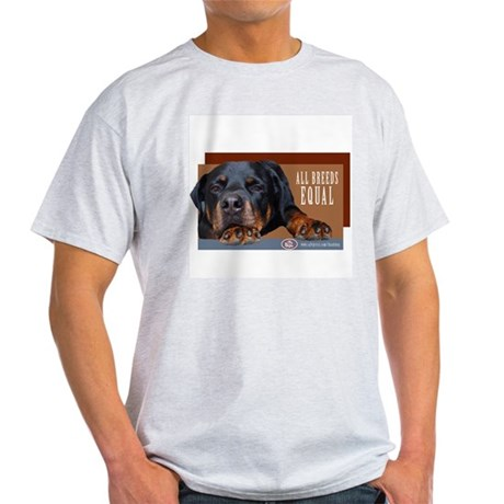 Rottie Ash Grey T-Shirt