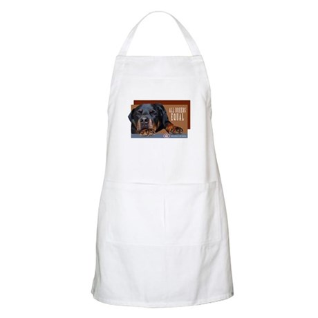 Rottie Grooming or BBQ Apron