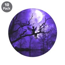 "Celestial Night 3.5"" Button (10 pack)"