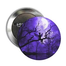 "Celestial Night 2.25"" Button"