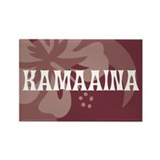 Kamaaina Rectangle Magnet (100 pack)