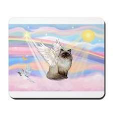 Clouds / Himalayan Cat Mousepad