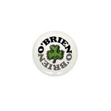 O'Brien Mini Button (100 pack)