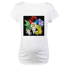 Eastern Star Floral Emblem - Shirt