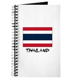 Thailand Flag Journal