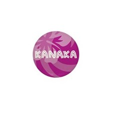 Kanaka Mini Button (10 pack)