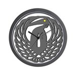 Tsuba Wall Clock