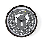 Tsuba Wall Clock