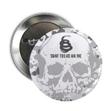 "Mutiny's In The Air (Gray) 2.25"" Button (100 pack)"
