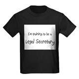 I'm training to be a Legal Secretary T