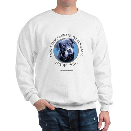 Rottie (circle) Sweatshirt