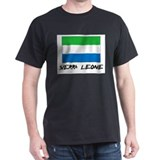 Sierra Leone Flag T-Shirt