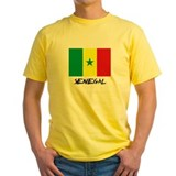 Senegal Flag T