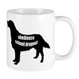 Flat Coat Obedience Coffee Mug