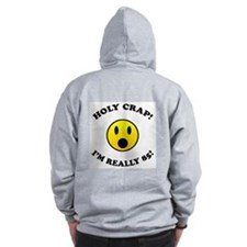 85th Birthday Gag Gifts Zip Hoodie