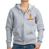 Polish Chick Zipped Hoody