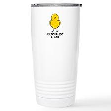 Journalist Chick Travel Mug