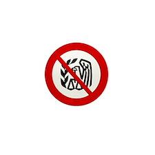 No IRS Mini Button