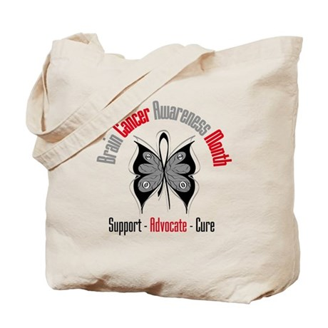 BrainCancerAwarenessMonth Tote Bag