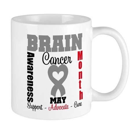 Brain Cancer Month Mug
