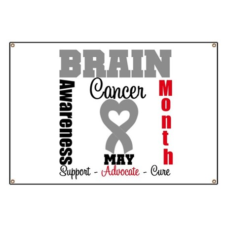 Brain Cancer Month Banner