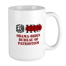 Bureau of Patriotism Mug
