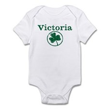 Victoria shamrock Infant Bodysuit
