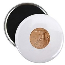 """Unique Tax day 2.25"""" Magnet (100 pack)"""