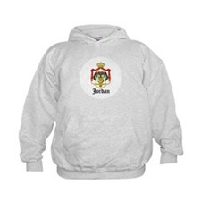 Jordanian Coat of Arms Seal Hoodie
