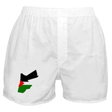 Jordan Flag Map Boxer Shorts