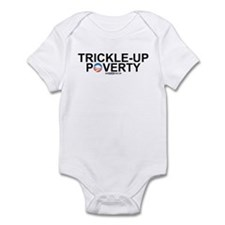 Trickle-Up Poverty Infant Bodysuit