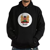 Kenyan Coat of Arms Seal Hoody