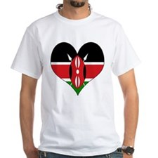I Love kenya Shirt