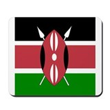 Kenyan Mousepad