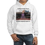 ID Rotary Motor Hooded Sweatshirt