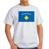 KOSOVO ISLANDS Flag T-Shirt