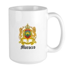 Moroccan Coat of Arms Seal Mug