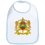 Morocco Coat of Arms Bib