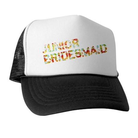 Funky Bubbles Jr Bridesmaid Trucker Hat