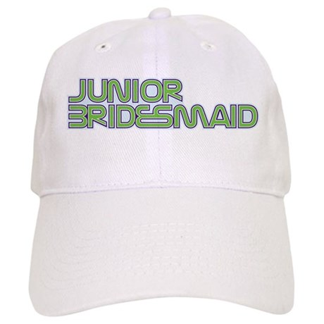 Streamline Green Jr Bridesmai Cap