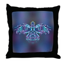 Hawk - Throw Pillow