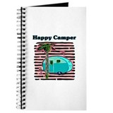 """Happy Camper"" Journal"